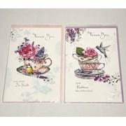 Simon Elvin Trad Thank You  Cards