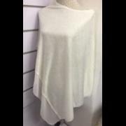 White Poncho (90229/PON9280)