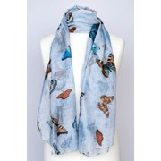 Scarves Butterfly Print (PS6516/90236)