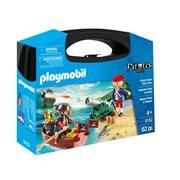 Playmobil Large Pirates Treasure Raider Carry Case (9102)