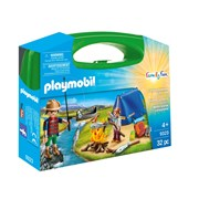 Playmobil Large Camping Carry Case (9323)