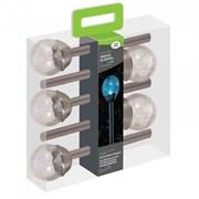 Smart Garden Crackle Globe Stake Light 5 Pack (1001031)