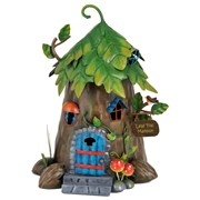 Fountasia Pixie House Leaf Top Mansion (PS95317)