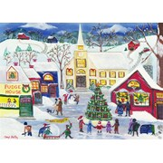 Yuletide Village Deluxe Boxed Cards 20s (6480)