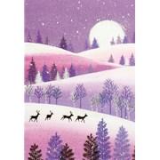 Silent Snowfall Mini  Boxed Cards 30s (6640)