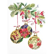 Botanical Ornaments Mini  Boxed Cards 30s (6679)