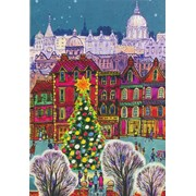 Holiday In The City Mini  Boxed Cards 30s (6746)