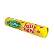 Rowntrees Jelly Tots Giant Tube 130g (989907)