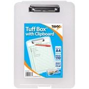 A4 Tiger Tuff Box Clipboard (301877)