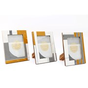 Sifcon Abstract Resin Photo Frame 5x7cm (AB0005)