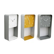 Sifcon Abstract Clock Shelf 40x20 (AB0072)