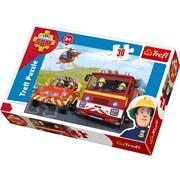 30 Piece Puzzle-fireman Sam (916 18213)