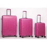 "Matrix Trolley Case Purple 21"" (ABS555-PURP)"