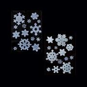 Premier Snowflake Window Sticker Set (AC105485)