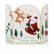 Santa/sleigh Fireguard 63cm (AC111825)