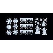 Premier Flocked Window Stickers (AC144647)