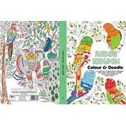 Adult Colouring Books Asstd (ACB01-04)