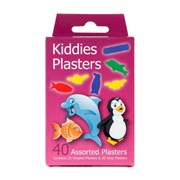 Cms Plasters Kiddies 40s (CM-PLASKID40SG)