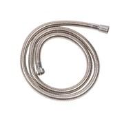 Croydex Amalfi Stainless Steel 1.5m Hose (AM250441)