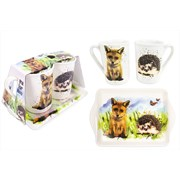 Tea For Two Set Wild Life (AM2545)