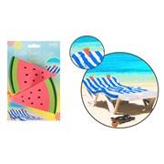 Bello Rsw Watermelon Beach Towel Clips 2s (AM2805)