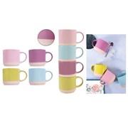 Rsw Stoneware Mug With Glaze 12oz (AM4090)