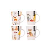 Rsw Bone China Mug Cat/dog (AM4126)