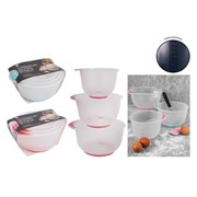 Rsw Mixing Bowls Non Slip Set Of 3 (AM4190)