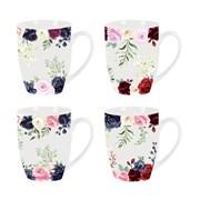Rsw Coupe Mug Floral Design (AM4212)