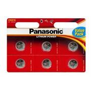 Panasonic Cr2016 Battery 6pk (PANACR2016-B6)