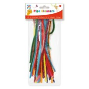 50 Asstd Pipe Cleaners (PCLN/3)