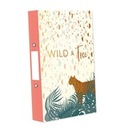Totally Fierce A4 Ringbinder (ANRB)