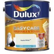 dulux Easycare W&t Matt Apple White 2.5l (5293131)