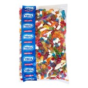 Vidal Assorted Jelly Mini Mix 3kg (1013049)