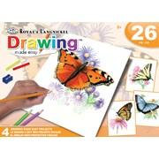 Royal Brush Drawing Made Easy Gift Set (AVSDME202)