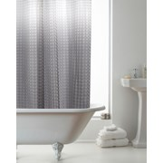 3d Ombre Design Shower Curtain With Rings (BAC193156)