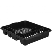 Wham Home Rect Dish Drainer Midnight Large (444201)