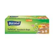 Bacofoil Safeloc Sandwich Bags 1 Litre 25s (6770267)