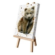 Basil Canvas Cutie 15x20 (CCTE114)