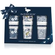 Baylis & Harding Fuzzy Duck Cotswold Floral 3 Handcream Set (FDCF21HCTRIO)