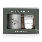 Baylis & Harding Fuzzy Duck Men's Hemp & Bergamot Mug Set (FDHB21BMUG)