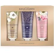 Baylis & Harding Royale Garden 3 Hand Cream Set (RG193HCREAM)