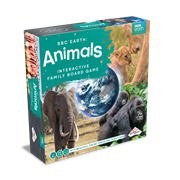 Bbc Earth Animals Interactive Board Game (911741.006)
