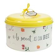 David Mason Design Bee Happy Cake Tin (DD09BTA01)