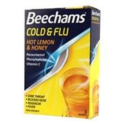 Beechams Cold&flu Honey&lemon    * 5s (GSK070946)