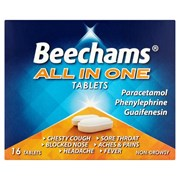 Beechams All In One Tablets 6/5* 16s