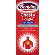 Benylin Adult Chesty 6for5 * 150ml (79192)