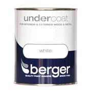 Berger Undercoat White 750ml