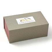 Mr Heron Mini Stripes Socks Box (BH002)