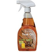 Teak Oil Rtu Trigger 50ml (0437)